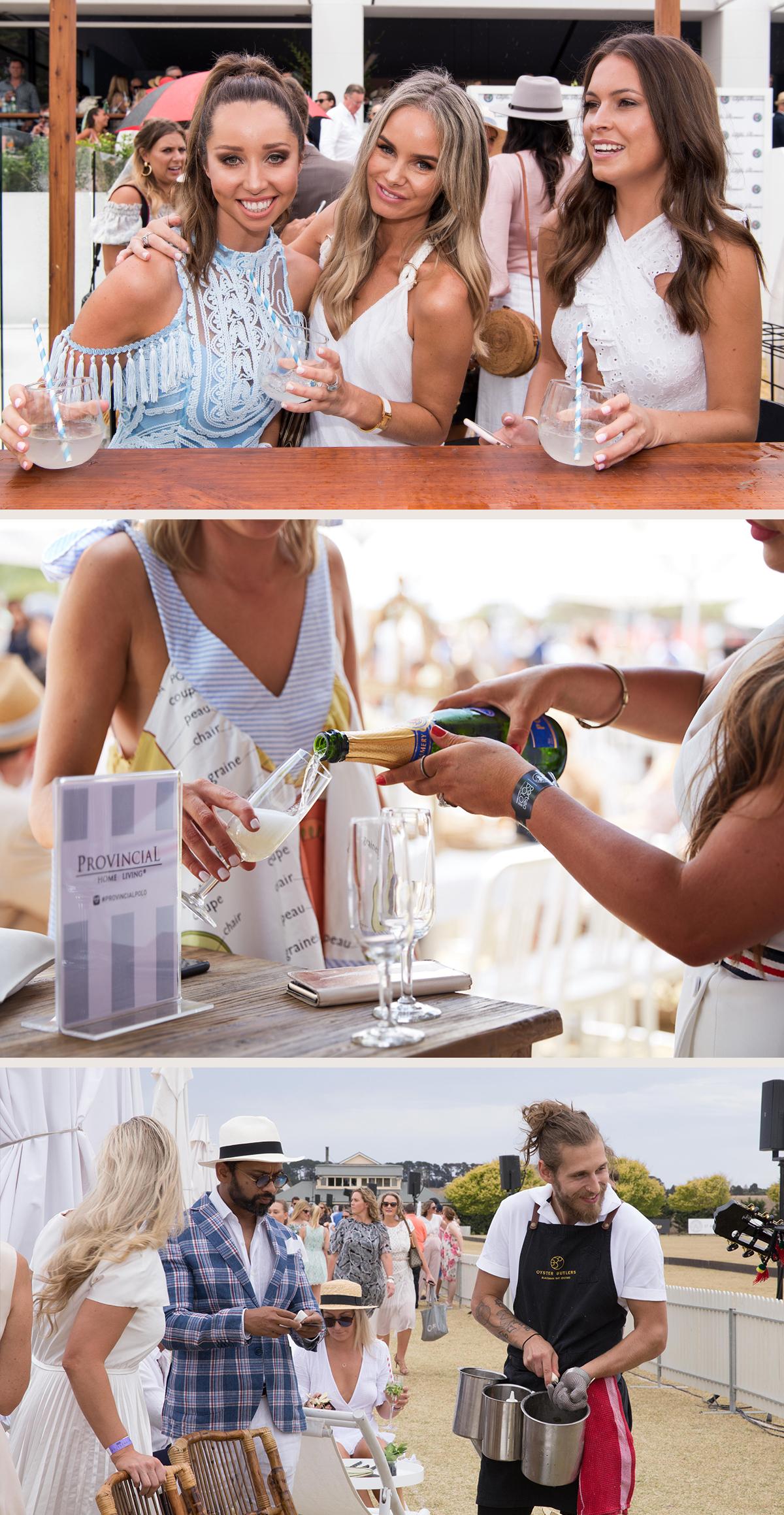 Provincial Polo Lounge VIP Partner Enclosure